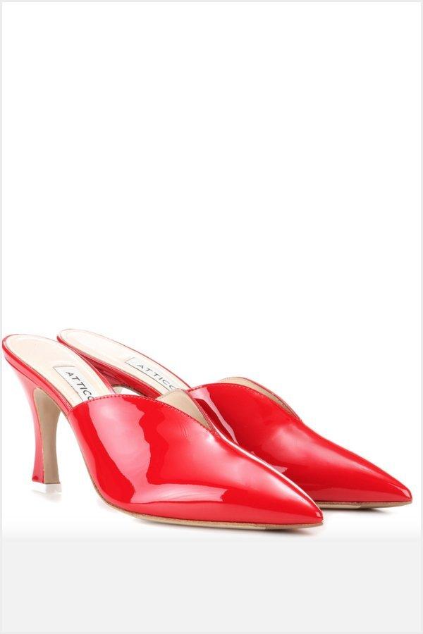 attico mules trend scarpe SS17