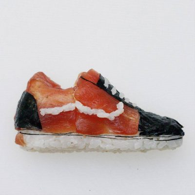 sushi shoes